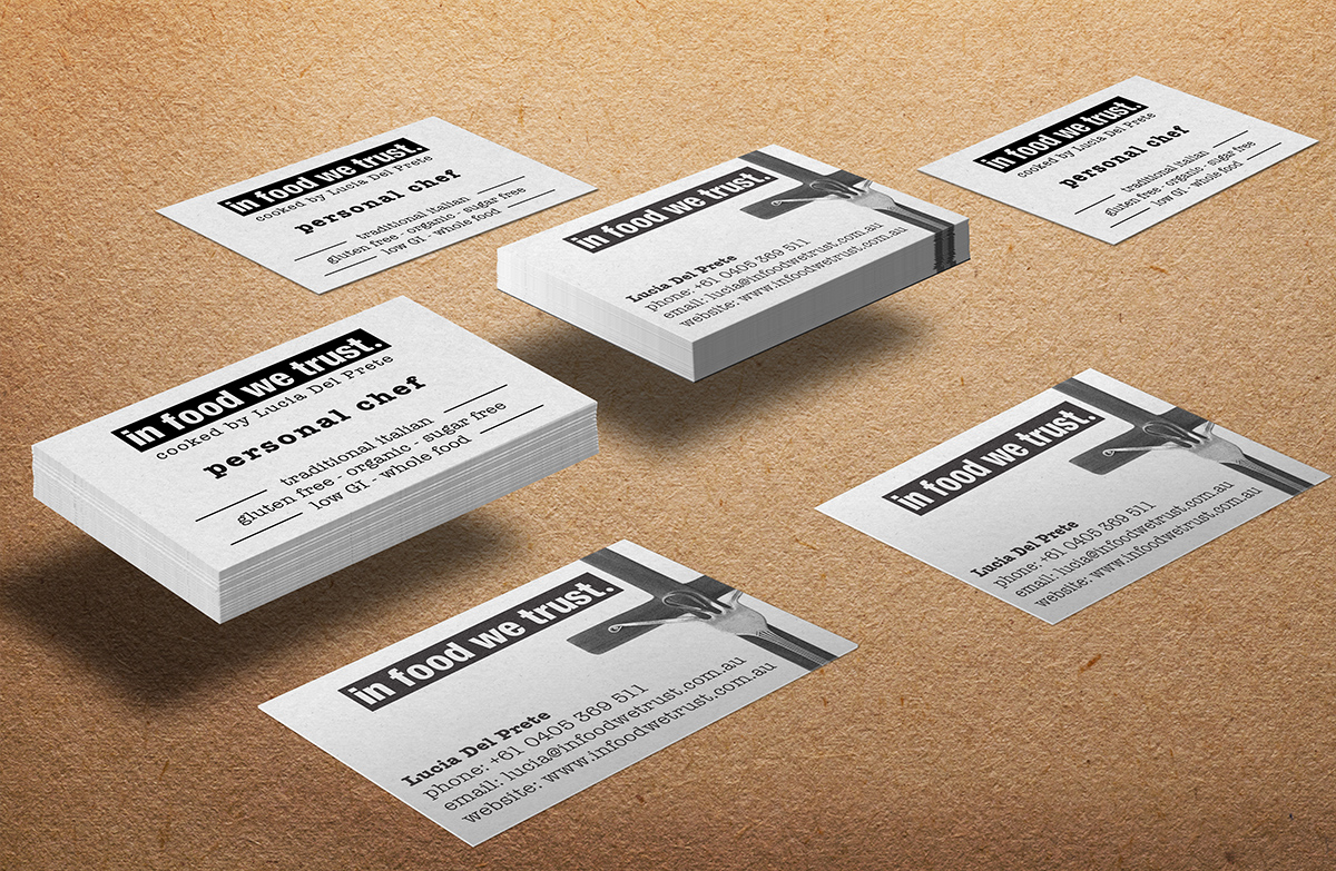 in-food-we-trust-business-cards